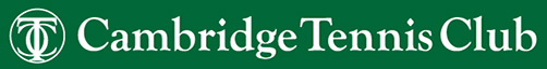 Cambridge Tennis Club Logo